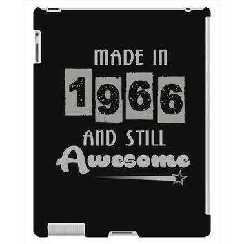 made in 1966 and still awesome iPad 3 and 4 Case