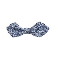 crewcuts Boys Cotton Bow Tie In Liberty Pepper Floral