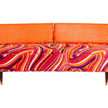 Mod Upholstered Daybed