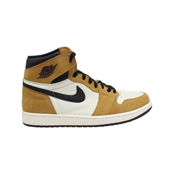Air Jordan 1 I Men's Retro High OG Rookie of the Year