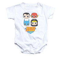 Lil Justice League Infant Onesuit