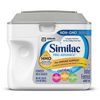 Pro-Advance Non-GMO Infant Formula with Iron, with 2'-FL HMO, for Immune Support, Baby Formula, Powder, 23.2 ounces (Single Tub)
