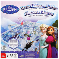 Disney Frozen - Snowflakes and Icicles