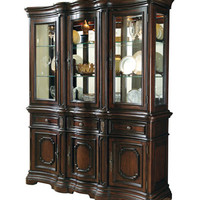 Regan China Cabinet
