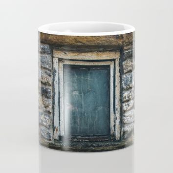 Who's That Peepin' In The Window? Mug by Mixed Imagery