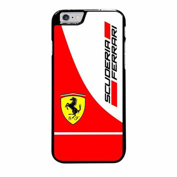 scuderia ferrari logo iphone 6 plus 6s plus 4 4s 5 5s 5c 6 6s cases