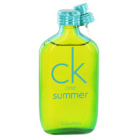 CK ONE Summer by Calvin Klein Eau De Toilette Spray (2013 -Tester) 3.4 oz