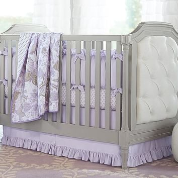 Evelyn Nursery Bedding Set | Pottery Barn Kids