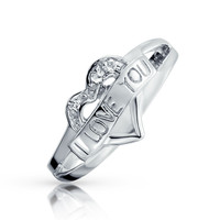 Bling Jewelry Proclamation Ring