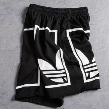 ADIDAS clover 2018 new summer men's sports shorts trend sports shorts F-Great Me Store
