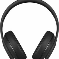 Beats by Dr. Dre - Geek Squad Certified Refurbished Beats Studio Wireless Over-the-Ear Headphones - Black