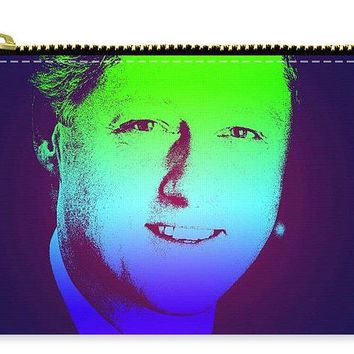 President Bill Clinton Poster - Carry-All Pouch