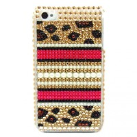 Bling Rhinestone Crystal Leopard Go.. on Luulla
