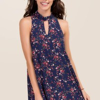 Brandee Floral Shift Dress