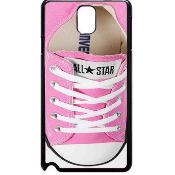 Converse Pink For Samsung Galaxy Note 3 Case ***