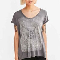 Project Social T Geo Square Tee