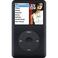 Apple iPod classic 160 GB Black (7th Generation) (In Plain White Box)