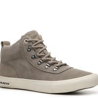 SeaVees shoes set the standard for all sport casual footwear. Their unique designs incorporate classic silhouettes, but with a contemporary spin and trend right details. This hiker boot sneaker is perfect for hitting the streets and will take you where you