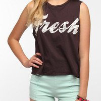 Urban Outfitters - Le Shirt Fresh Muscle Tee