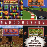 Namco Museum - Gamecube (Very Good)