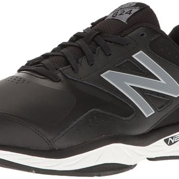 new balance men s mx824v1 cross trainer black silver 11 5 d m us