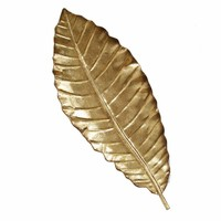 Elegant Leaf Wall Decor By Stratton Home Decor