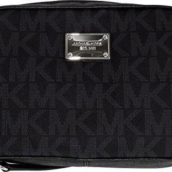 michael kors women s large jet set crossbody leather cross body tote