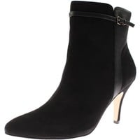 Corso Como Womens Radiant Suede Booties Ankle Boots