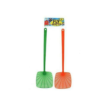 Fly Swatter set - Green, Orange