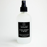 Coconut + Mint Cooling Mineral Body Mist