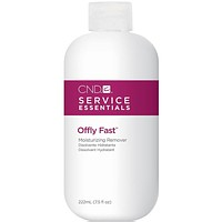 CND - Shellac Service Essentials - Offly Fast Moisturizing Remover 7.5 oz