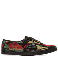 The Authentic Lo Pro Sneaker in Tapestry Floral