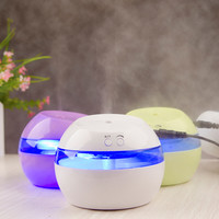 Ultrasonic Air Essential Oil Aroma Diffuser with Color LED Lights