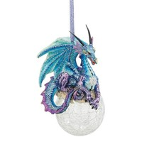 Frost, the Gothic Dragon Holiday Ornament - Walmart.com