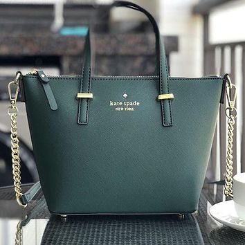 Kate Spade Women Fashion Leather Tote Handbag Shoulder Bag Crossbody Satchel