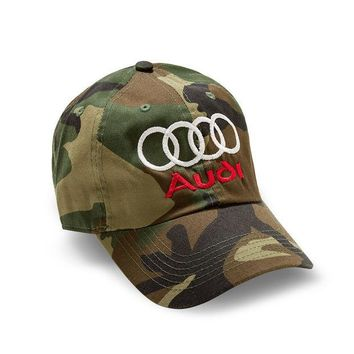 ONETOW Club Foreign Logo Hat 'Rings' - Camo
