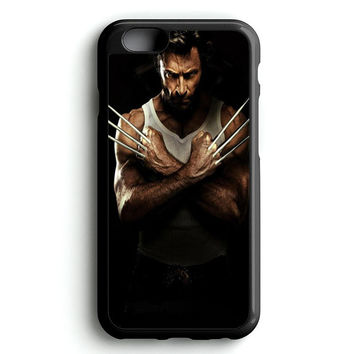 Wolverine In The Dark iPhone 4s iphone 5s iphone 5c iphone 6 Plus Case | iPod Touch 4 iPod Touch 5 Case