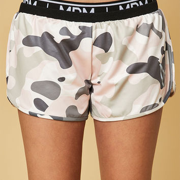 MinkPink Survivor Running Shorts at PacSun.com