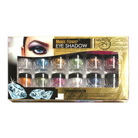Music Flower 12 colors Eye Shadow Powder [9036708804]