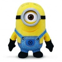 Despicable Me 2 Minion Stuart 5 Inch Plush
