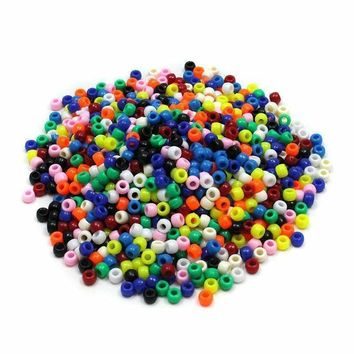 BRIGHT HUES PONY BEADS