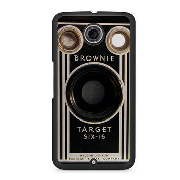 Retro Brownie Camera Nexus 6 case