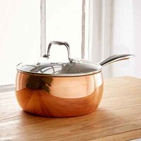 Berke Sauce Pan With Lid - Urban Outfitters