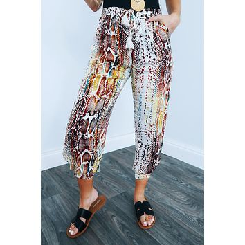Everything About You Pants: Multi