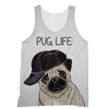 Pug Life Designs by Amitie Sublimation Vest