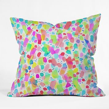 Jacqueline Maldonado Fun Throw Pillow