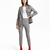 Dressy Slim-fit Pants - from H&M