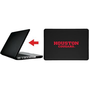 """University of Houston - Houston Cougars design on MacBook Pro 13"""" with Retina Display Customizable Personalized Case by iPearl"""