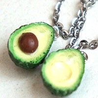 Avocado Friendship Necklace Set