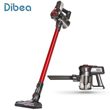 Dibea C17 Portable 2 In1 Cordless Stick Handheld Vacuum Cleaner Dust Collector